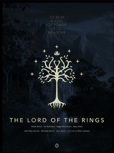 The Lord of the Rings by Jon E. Allen