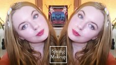 Today felt very Spring-like here in Ireland so I thought i'd do a Spring makeup look to celebrate! I've been looking forward to doing a Sprin. Spring Makeup, Makeup Tutorials, Cruelty Free, Youtube, Make Up Tutorial