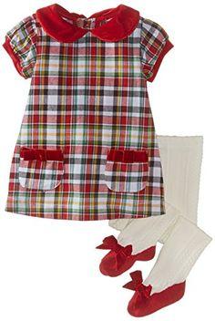 Mud Pie Baby-Girls Newborn Tartan Dress and Tights, Red, 6-9 Months Mud Pie http://www.amazon.com/dp/B00NIPLY86/ref=cm_sw_r_pi_dp_OieOub0YPWAFP