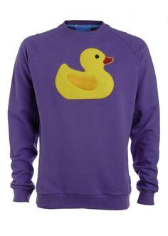 Incredible sweatshirt. Geniuses.