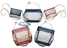 spring interpreted by NINA co! Fashion Backpack, Backpacks, Spring, Bags, Accessories, Handbags, Backpack, Backpacker, Bag