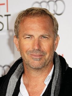 Kevin Costner's old is still gold(macho) style
