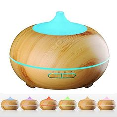 KBAYBO Aroma Diffuser Wood Grain Ultrasonic Cool Mist Humidifier Essential Oil Diffuser for Office Home Bedroom Living Room Study Yoga Spa *** Continue to the product at the image link. (This is an affiliate link and I receive a commission for the sales) Aromatherapy Humidifier, Humidifier Essential Oils, Aromatherapy Diffuser, Best Humidifier, Ultrasonic Cool Mist Humidifier, Aroma Essential Oil, Essential Oil Diffuser, Home Office, Bedroom Office