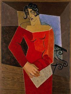 Juan Gris | Cubismo | www.StyleFeelFree.com