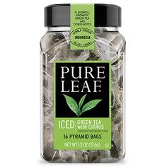 Iced Green Tea with Citrus - I received this product courtesy of Pure Leaf & Influenster for sampling purposes.