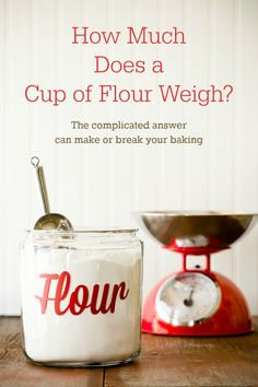 oz of flour to cups