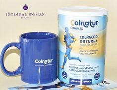 Integral Woman by Gladys: ♥ Apostando por una piel y una vida sana con Colnatur Complex