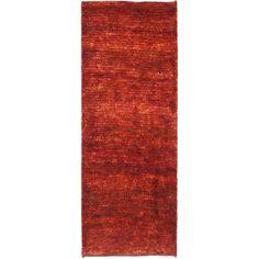 Bohemian Rust (Red) 2 ft. 6 in. x 10 ft. Rug Runner