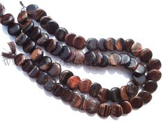 Gemstone Beads, Red Tiger Eye Smooth Disc (Quality A) / 12 to 17 mm / 36 cm / TIG-019 by beadsogemstone on Etsy #redbeads #redtigereyebeads #discbeads #gemstonebeads #semipreciousstones #semipreciousbeads #briolettes #jewelrymaking #craftsupplies #beadsofgemstone #stones #beads