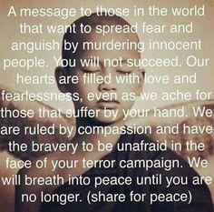 PEACE!  ✌❤