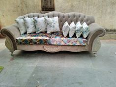 Chesterfield sofa by MY HOME DECOR nagpur (india)