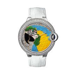 Reloj Ballon Bleu de Cartier