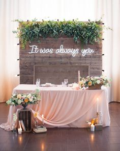 Neon is making a huge comeback! Neon signs and decorations are super trendy for weddings right now, they bring an edgy feel to boho, modern, minimalist and many Engagement Decorations, Wedding Reception Decorations, Wedding Table, Wedding Venues, Neon Decorations, Decor Wedding, Edgy Wedding, Wedding Colors, Wedding Styles