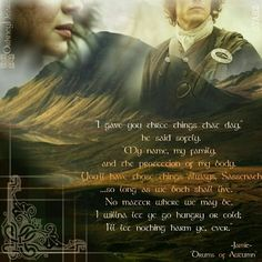 #Outlanderquote... #DrumsOfAutumn/ One of my favorite quotes from this book!!!!