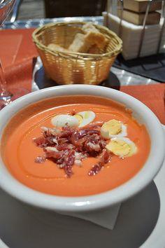 Salmorejo, A Spanish tomato soup