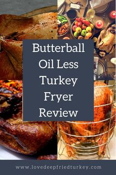 Review of the Butterball Oil Free Electric Turkey Fryer and Roaster. Have healthy and delicious turkey with an oil-less turkey fryer. #butterball #turkey #delicious #fried #oil #oilfree #oilless #thanksgiving #christmas #holiday #holidays #food #home #family