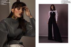 Odalisque Magazine  Photographer // Tina Picard  Fashion Stylist // Felicia Ann Ryan  MUA + Hair // Julia Crimson  Model // Monocco // Elmer Olson Felicia, Fashion Stylist, Stylists, Editorial, Ann, Magazine, Model, Magazines