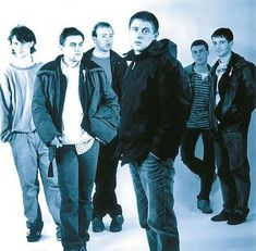 Happy Mondays = the epitomy of MADchester