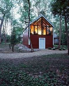 The Frey Barn was designed by Dale Mulfinger and Chris Meyer, from Sala Architects, located in Edina, Minnesota. never enough windows Small Tiny House, Small Houses, Cabins And Cottages, Small Cabins, Cabins In The Woods, Little Houses, Exterior Design, Architecture Design, Beautiful Architecture