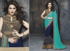"""""""HIgglerr.com Designer Saree designs and customize Indian ethnic wear for women!"""" Awesome post by Higglerr Free Friday Offer #fashion"""