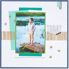 Embossing folders are a great way to personalize your cards Mini Scrapbook Albums, Scrapbook Sketches, Baby Scrapbook, Scrapbooking Layouts, Scrapbook Cards, Picture Layouts, Layout Inspiration, Creative Inspiration, Oh Deer