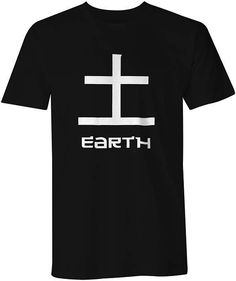 Funny Shirt Earth Japanese Design T-Shirt Positive Vibes