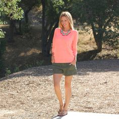The Stylish Housewife - Neon & Neutrals