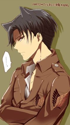 Levi - Attack on Titan