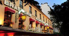 Restaurant Chez Jenny: Entrance