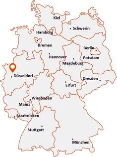Postleitzahl Mülheim an der Ruhr • PLZ Deutschland