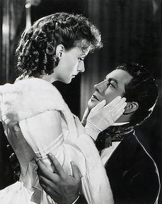 Greta Garbo and Robert Taylor  'Camille' 1936