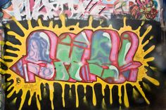 DUBLIN GRAFFITI - DUBLIN DOCKLANDS -  #infomatique