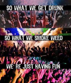 """""""....We don't care who sees. So what we go out, That's how its supposed to be. Living young and wild and free""""♥"""