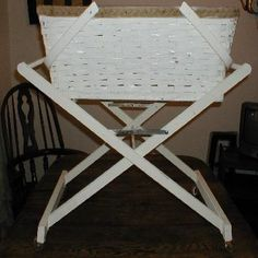 This was similar to the bassinette that newborns were placed in during their first few weeks in the family.  The bed was often kept in the parent's bedroom; once this was outgrown the infant went into a crib of its own.
