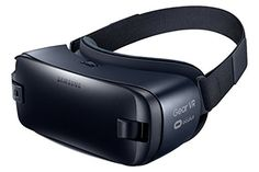 Samsung Gear VR 2016  Virtual Reality Headset Black SMR323  Latest Edition for Galaxy S7 S7 edge Note 5 S6 edge Galaxy S6 and Galaxy S6 edge International Version ** You can get more details by clicking on the affiliate link Amazon.com.