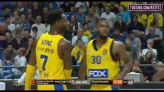 Maccabi Fox Tel Aviv 75   76 Panathinaikos ÖZET https://youtu.be/sNxqYwjmZKA