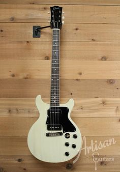 2009 Gibson 1960 Les Paul Special Double Cut Custom Shop TV White