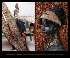 Flapper Headband/Downton Abbey Style/1920s Style by Jevda on Etsy, $39.00