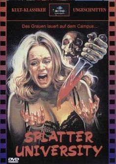 Splatter University — 80shorror.net