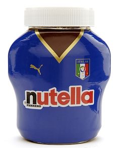 Chocolate chest. O-I manufactures NUTELLA® jar inspired by European Football Championship