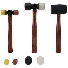 Craftsman 3 pc. Mallet Set w/FREE Replacement Tips