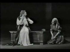 """Renata Tebaldi """"Canzone del salice"""" Otello - YouTube"""