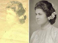 20 αποκαταστάσεις παλιών φωτογραφία που πραγματικά εκπλήσσουν