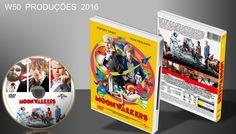 Moonwalkers - Rumo À Lua - DVD 2 - ➨ Vitrine - Galeria De Capas - MundoNet | Capas & Labels Customizados