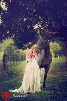 Magical wedding day