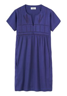 Toast Agnes Masai Embroidered Dress