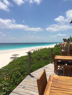 One lucky couple will get the opportunity to wed on the beach in beautiful Harbour Island, Bahamas. Www.bahamas16weddings.com