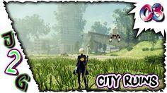 NieR Automata #03 🎮 City Ruins
