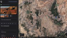 Google Earth Project Feature