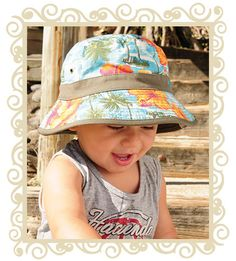 2ce5f0ff4eb Dozer baby and kids hats are designed with Australian sun and beach in  mind. These gorgeous bucket hats are reversible